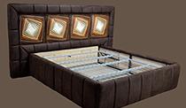 Круглые и прямоугольные кровати любых размеров и цветов